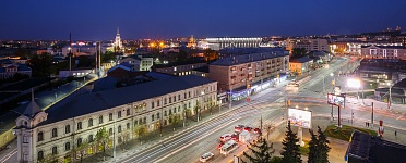 Town of Tula, LED public lighting conversion