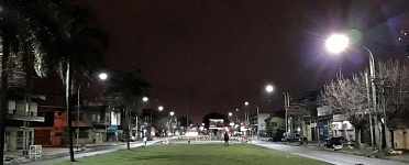 Modernization of street lighting system of Buenos Aires Province