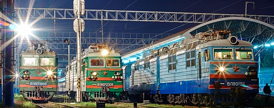 Kazakhstan Railways, LED lighting renovation